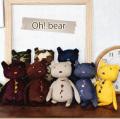 Oh!Bear(オーベア)手作りベア★くま ぬいぐるみ 人形 ティディベア
