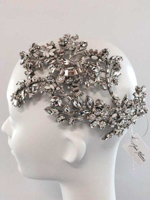 MARIA ELENA HEADPIECES JEWELLED HEADPIECE BN5521 レンタル