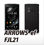 au 富士通ARROWS ef FJL21・オリジナルスマホケース