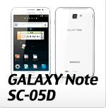 docomo SAMSUNG GALAXY Note SC-05D・オリジナルスマホケース