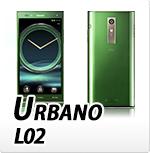 au 京セラ URBANO L02・オリジナルスマホケース