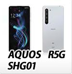 AQUOS R5G SHG01オリジナルスマホケース