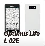 docomo LG Optimus LIFE L-02E・オリジナルスマホケース