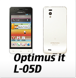 docomo LG Optimus it L-05D・オリジナルスマホケース