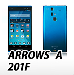 SoftBank 富士通 ARROWS A 201Fのスマートフォンケース