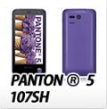SoftBank SHARP PANTONE 5 107SH・オリジナルスマホケース