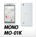 MONO MO-01Kオリジナルスマホケース