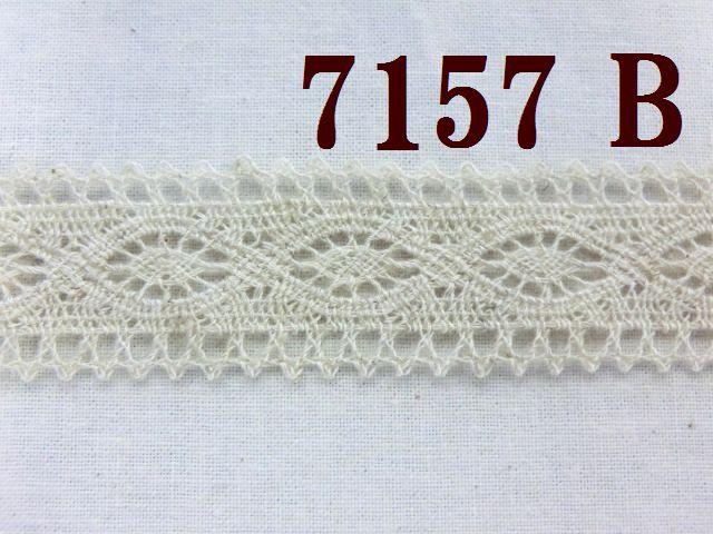 麻混トーションレース 大定 手芸 TL-7157