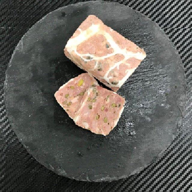 仔牛とレンズ豆のプティテリーヌ