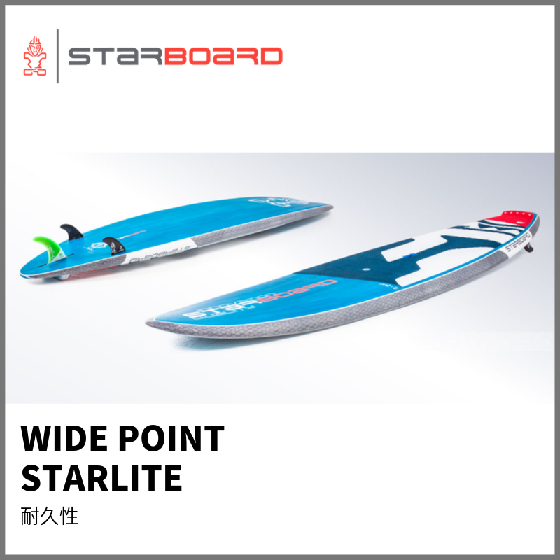 【STARBOARD スターボード】2020 SUP WIDEPOINT STARLITE サップ ワイドポイント  スターライト
