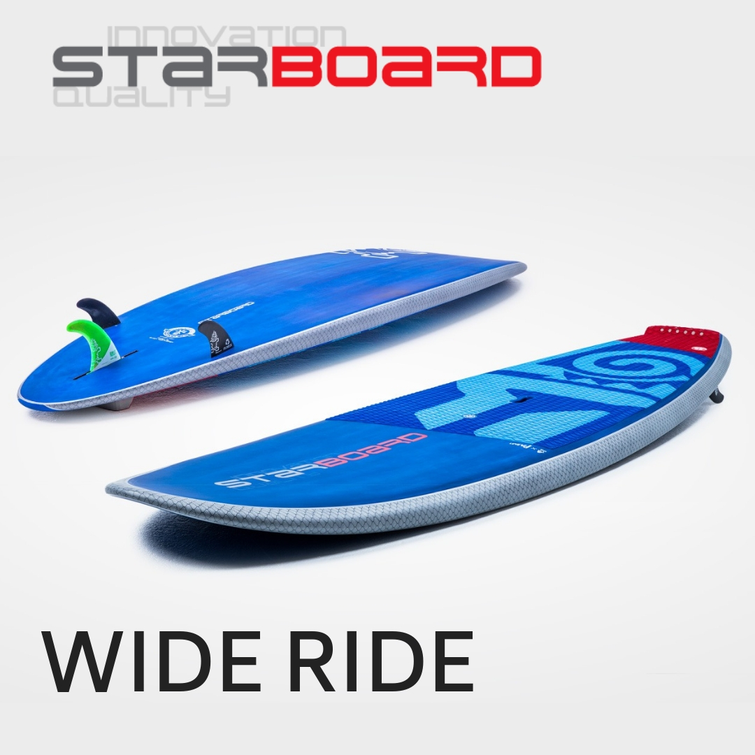 【STARBOARD スターボード】 2019 WIDE RIDE