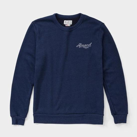 【ALMOND アーモンド】 HICKORY PULLOVER