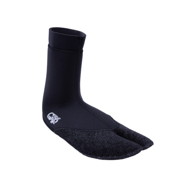 【SURF GRIP】 PREMIUM DRAIN SPLIT SOCKS 3mm