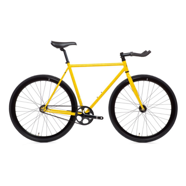 【STATEBICYCLE ステイトバイシクル】  THE SIMPSONS X STATE BICYCLE SPRINGFIELD CHARACTER WRAP BIKE (4130 CORE-LINE)  PISTBIKE 完成車