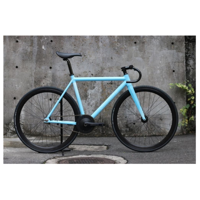 【STATEBICYCLE ステイトバイシクル】 Undefeated2 Photon Blue Edition PISTBIKE 完成車