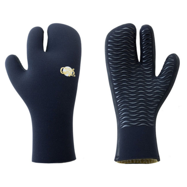 "【SURF GRIP】 ""Q.W.R.""LOBSTER GLOVE-2 4mm"
