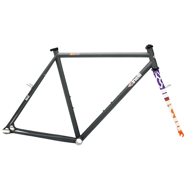 【CINELLI】 TUTTO トゥット フレーム&フォークセット