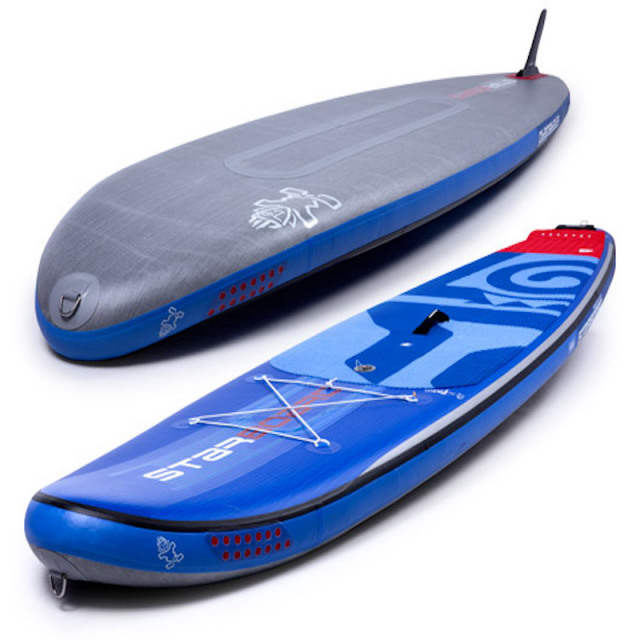 【STARBOARD スターボード】 インフレータブルSUP サップ  WHOPPER Deluxe Double Chamber