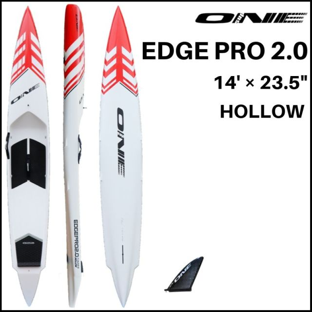【ONE ワン】 2020 ONE SUP EDGE PRO 2.0 HOLLOW 14'×23.5""