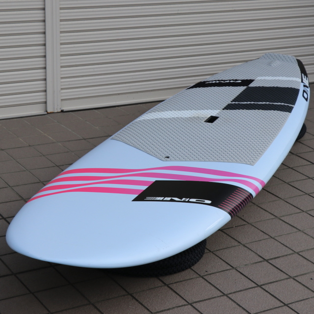 "中古セール 【ONE ワン】 ONE SUP SURF 10'0 × 30"" CORAL SEMI PVC"