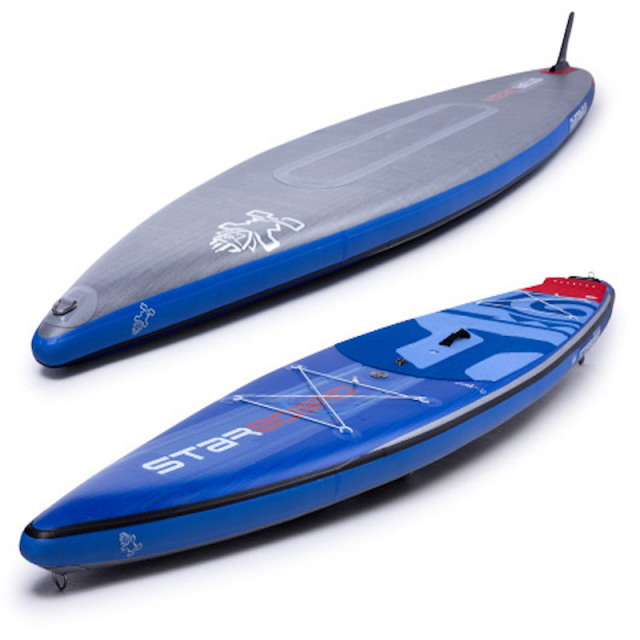 """【STARBOARD スターボード】 インフレータブルSUP サップ TOURING 14'0""""×31"""" Deluxe Double Chamber"""