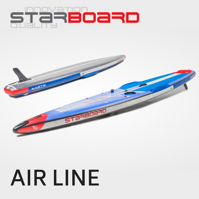 【STARBOARD スターボード】 2019 インフレータブル SUP ALL STAR AIRLINE