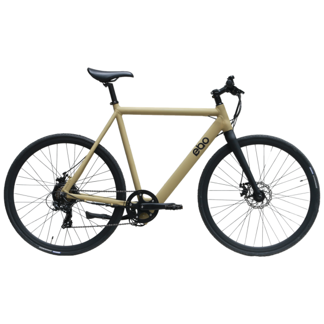 【CARTELBIKES】ebo Sand電動アシスト自転車 完成車
