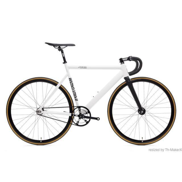 【STATEBICYCLE ステイトバイシクル】 6061 BLACK LABEL V2 PEARL WHITE  完成車
