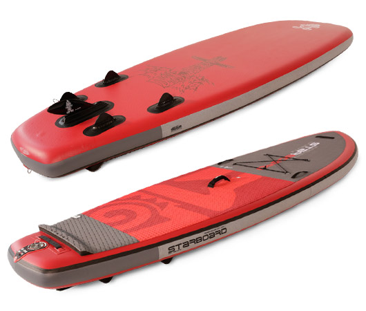 """【STARBOARD スターボード】2018 RIVER 9'6×36""""×6"""