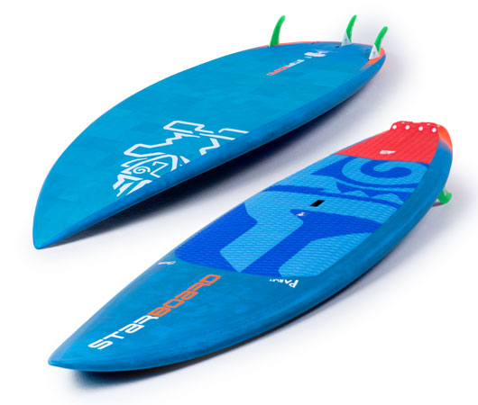 """【STARBOARD スターボード】2018 PRO XL 9'0""""×29"""" CARBON BALSA"""