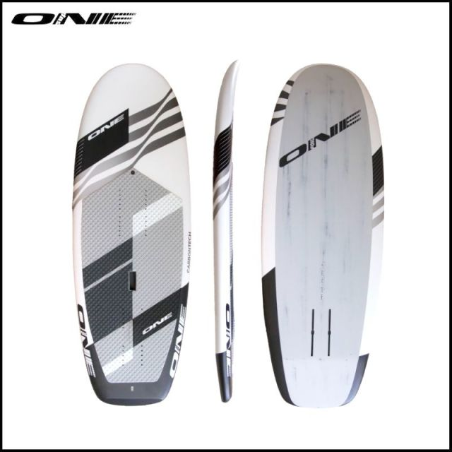 "【ONE ワン】 ONE DOWN WINDOW FOIL 6'1×26"" White/Black"