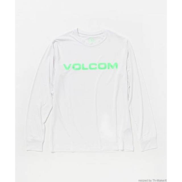 【VOLCOME ボルコム】 BRAND LOGO LS SURF TEE