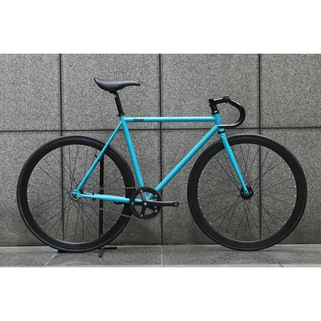 【8barbikes エイトバー】 FHAIN STEEL V1 COMPLETE BIKE SPACE BLUE