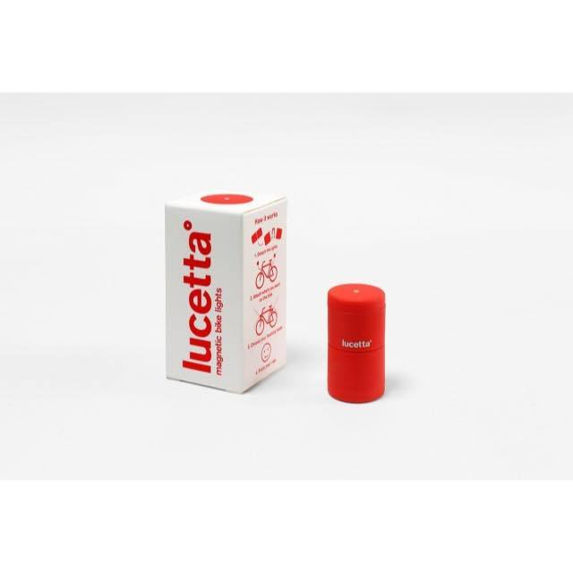 【LUCETTA° ルセッタ】 Magnet Lights  RED