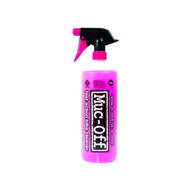 【MUCOFF マックオフ】 NANO TECH BIKE CLEANER