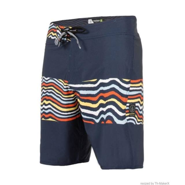 【VOLCOME ボルコム】 MACAW MOD Boardshorts NVY