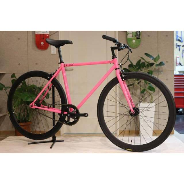 "【CARTELBIKES カーテルバイク】 by CARTEL ""rue"" PINK 完成車"