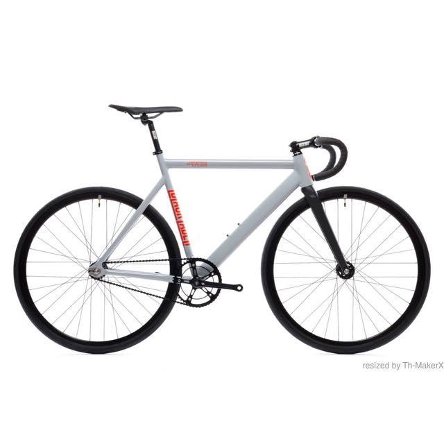 【STATEBICYCLE ステイトバイシクル】 6061 BLACK LABEL V2 PIGEON GRAY 完成車