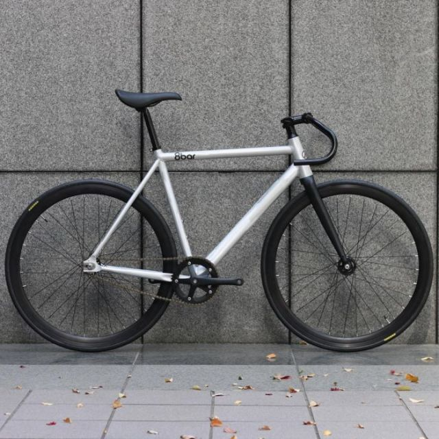 【8bar bikes エイトバー】 FHAIN V4 COMPLETE BIKE RAW 完成車