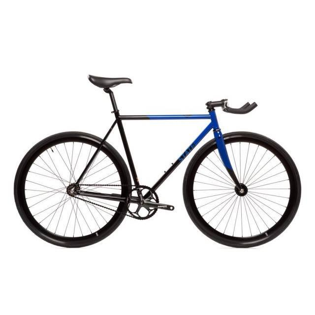 【STATEBICYCLE ステイトバイシクル】 CONTENDER 2 BLUE  完成車