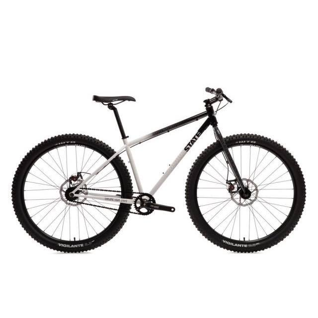 【STATEBICYCLE ステイトバイシクル】 PULSAR SS 29ER MOUNTAIN BIKE 完成車