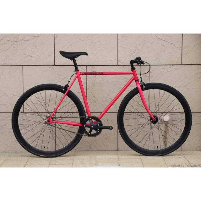 【CARTELBIKES カーテルバイク】 AVENUE STRONG RED カスタム完成車