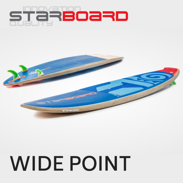 【STARBOARD スターボード】 2019 WIDE POINT