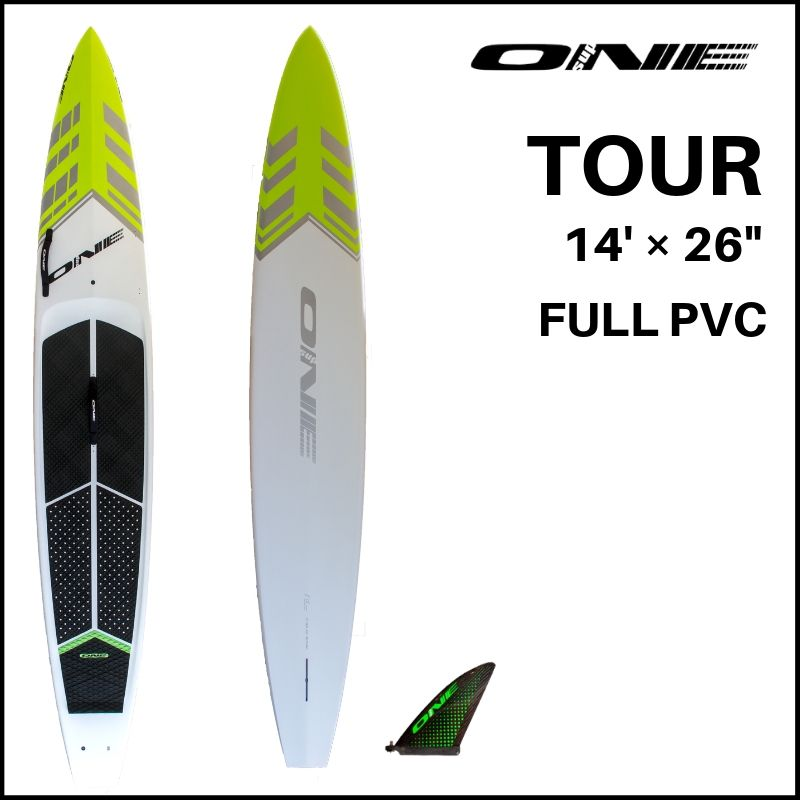 【ONE ワン】 ONE SUP TOUR 14×26 PVC
