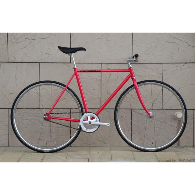 【CARTELBIKES カーテルバイク】 限定1台! AVENUE STRONG RED カスタム完成車