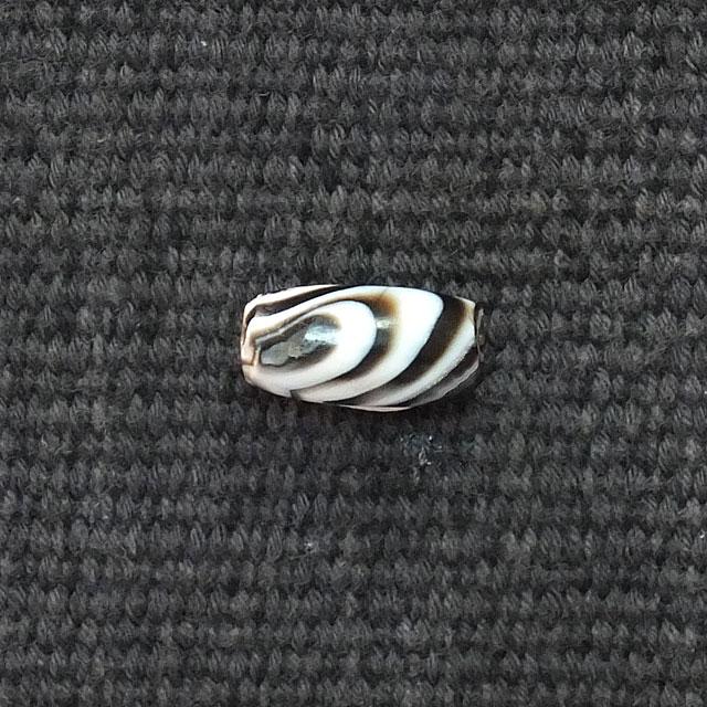 古代瑪瑙ビーズ125