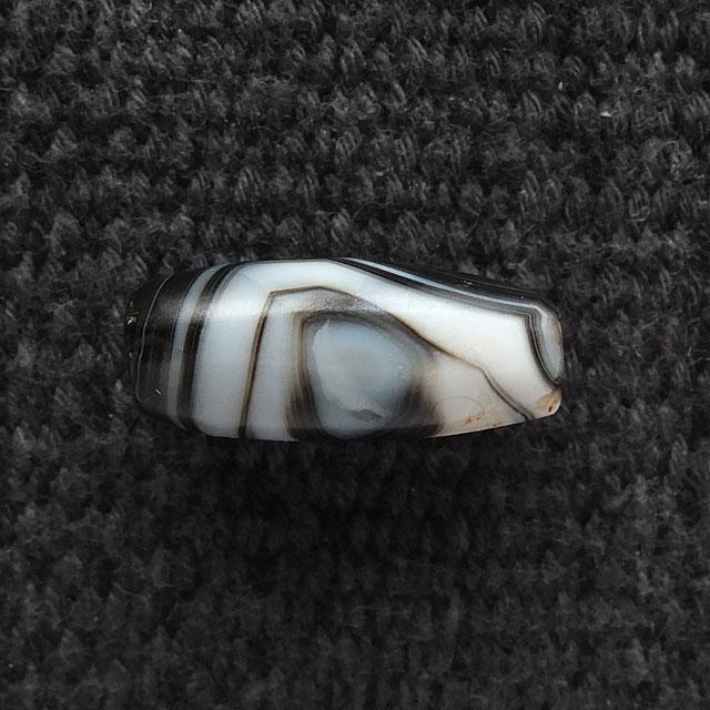 古代瑪瑙ビーズ140