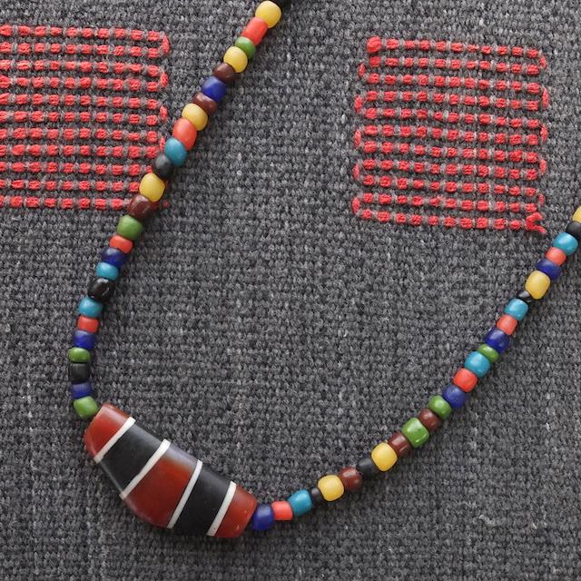 弓型チュンジーのネックレス