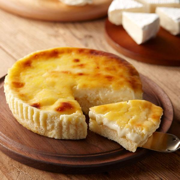 ふわとろ焼きチーズ お取り寄せケーキ★いつでも出来立ての美味しさ