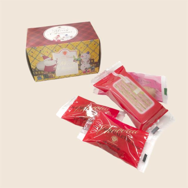 クリスマスアソートミニボックス4個入
